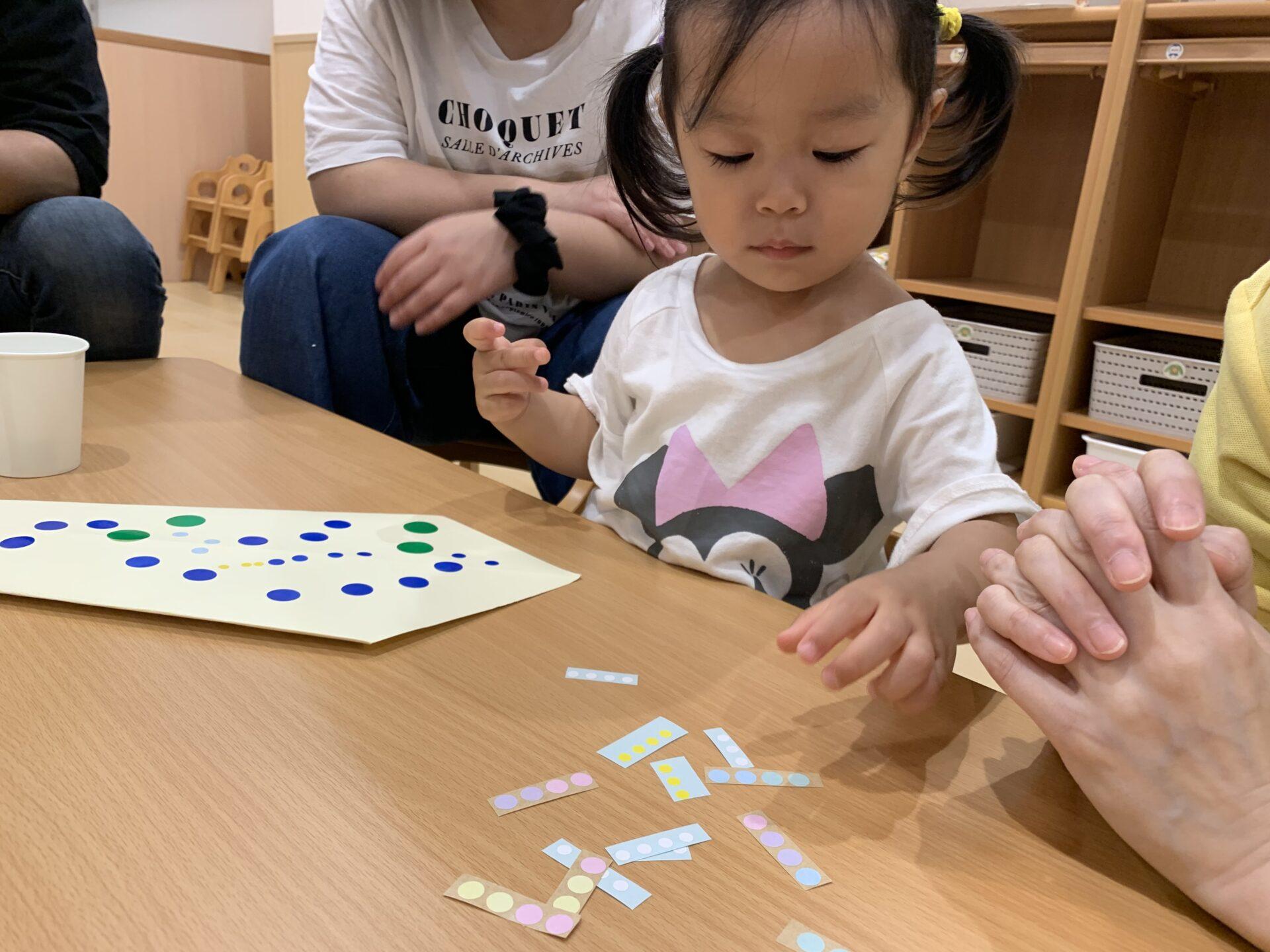 初めての給食・保育参観!|大阪の企業主導型保育園リコラ