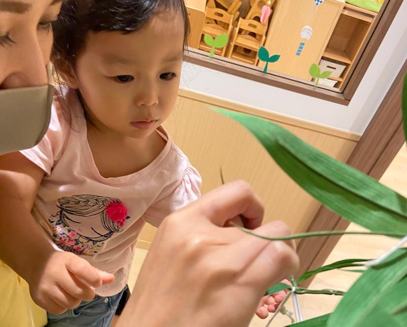 7 月七夕の集い|大阪の企業主導型保育園リコラ